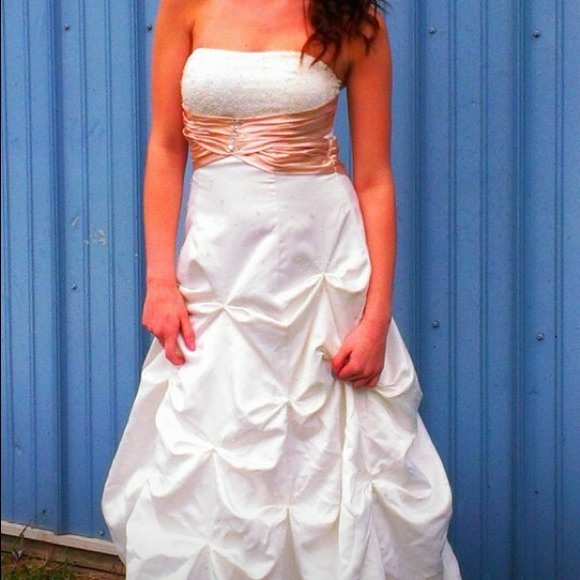 Debs White Prom Dresses